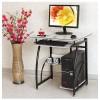 台式机电脑桌家用彩绘钢琴电脑台时尚环保办公桌