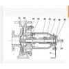 专业生产离心式热油泵 离心式导热油泵 化工泵 不锈钢板 耐腐蚀泵