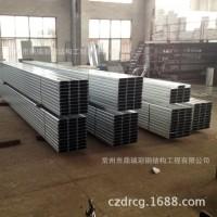 大量供应檩条c型钢c型钢钢结构c型钢规格 普通c型钢