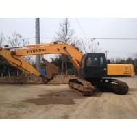 出售现代二手R305LC-7挖掘机,二手挖机市场