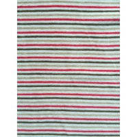 针织面料 棉高档彩条天鹅绒 适用品牌运动休闲服装 婴幼儿服装