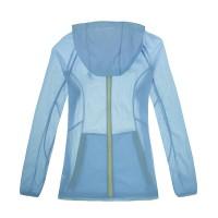 美途户外UV紫外线感光 防晒衣 超薄腋下透气正品夏透气皮肤风衣