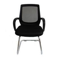 美迪丝G882黑色黑框 办公电脑椅子人体工学生转椅职员椅家用网布